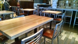 17 Maple Bagger Dave Tables